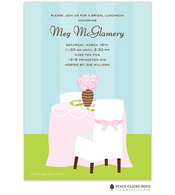 Bridal Lucheon Invitation
