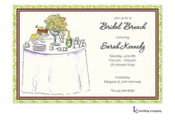 Fancy Brunch Invitation