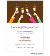 Raise A Glass Invitation