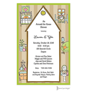 Around The House Invitation