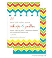 Festive Fiesta Invitation