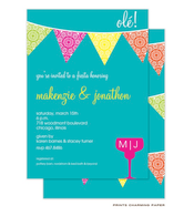Ole! Fiesta Invitation