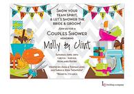 Team Shower Invitation