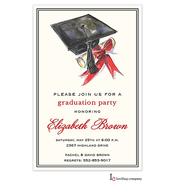 Classic Grad Invitation