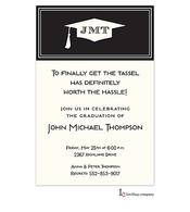 Fine Grad Invitation