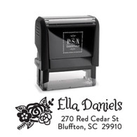 Ella Return Address Stamp