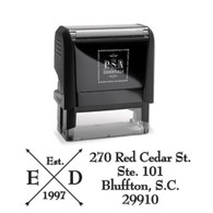 Ethan Return Address Stamp