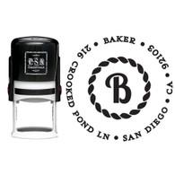 Personalized Baker Return Address Stamp