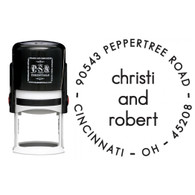 Personalized Christi Return Address Stamp