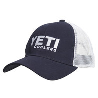 Yeti Coolers Traditional Trucker Hat - Navy