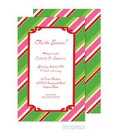Olivia Holiday Invitation