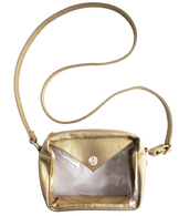 Gold Stadium Crossbody