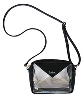 Black Stadium Crossbody