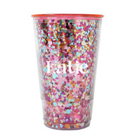 Confetti Drink Up Cup