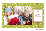 Wrapped In Love Flat Digital Holiday Photo Card