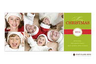 Wrap It Up - Christmas Flat Digital Holiday Photo Card