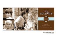Wrap It Up - Holiday Flat Digital Holiday Photo Card