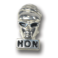 Sterling Silver Baltimore Hon charm.