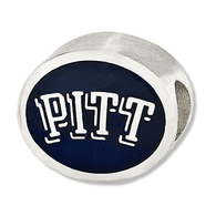 University of Pittsburgh Panthers Bead