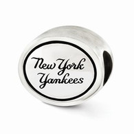 New York Yankees Bead