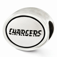 San Diego Chargers NFL Bead