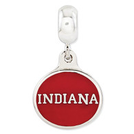 Indiana University Hoosiers Charm