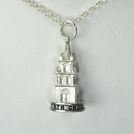 Old North Church Pendant