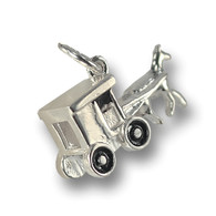 Lancaster Horse and Buggy Charm