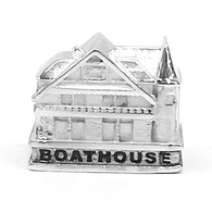 Boathouse Row Charm