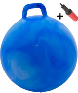 Hop Ball: Hurricane Blue (small)