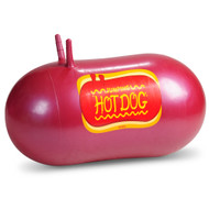 Jumping Hot Dog Ages: 4+