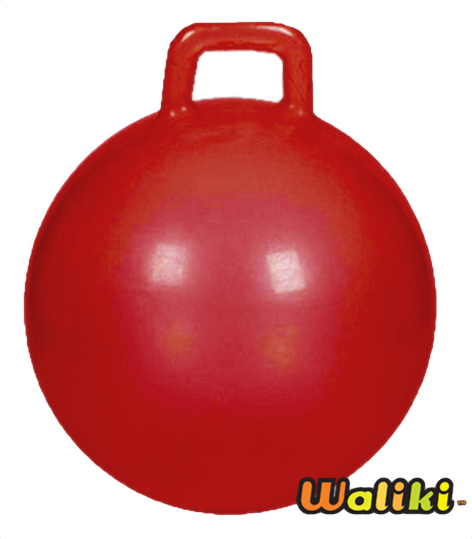 Hippity Hop >> Green Jumping Ball Ages 3 6 Small