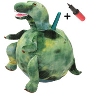 Plush T-Rex Hopper Ball (3-5 yrs)
