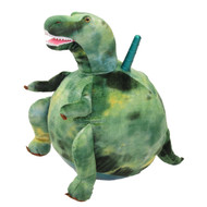 Plush T-Rex Hopper Ball (6-9 yrs)