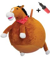 Plush Horse Hopper Ball (3-5 yrs)