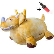 Bouncy Dino Triceratops