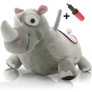 Bouncy Rhino