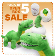 Open Box Lala the Dino Egg: Pack of 5