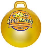 Hopper Ball: Yellow (small)