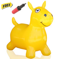 Bouncy Horse: Johnny (yellow)