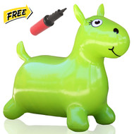 Bouncy Horse: Johnny (green)