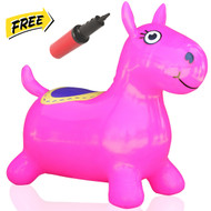 Bouncy Horse: Johnny (pink)