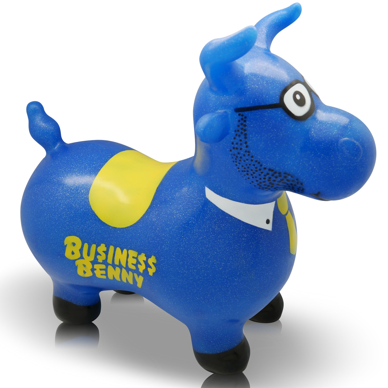 0d0b68d75 Business Benny Bouncy Horse A Waliki fun ride on BULL toy for toddlers