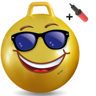 Sit and Bounce Ball: Emoji #1 (XL)