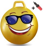 Sit and Bounce Ball: Emoji #1 (XL)