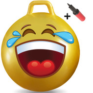 Sit and Bounce Ball: Emoji #2 (XL)