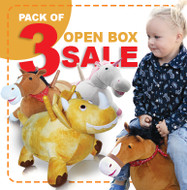 Open Box Pack of 3