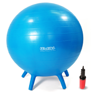 Chair Ball for Kids: Small, Blue 18""