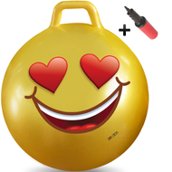 Sit and Bounce Ball: Emoji #3 (XL)