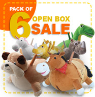 Open Box Pack of 6